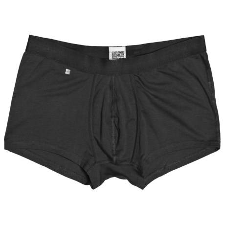 Pact Essentials Underwear - Trunks, Stretch Organic Cotton (For Men)