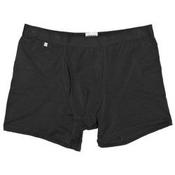 Pact Essentials Boxer Briefs - Organic Cotton, Underwear (For Men)