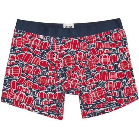 Pact For Japan Boxer Briefs - Organic Cotton, Underwear (For Men)