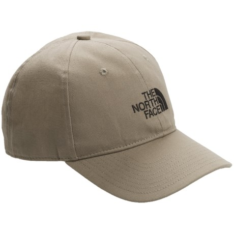 The North Face Logo Hat - Organic Cotton (For Men)