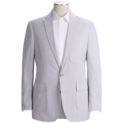 Pincord Sportcoat - Cotton Dobby (For Men)