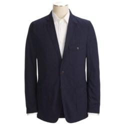 Unconstructed Sport Coat - Brushed Cotton (For Men)