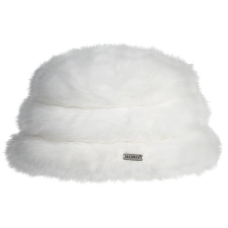 Kangol Michelle Oversized Furgora Beret (For Women)