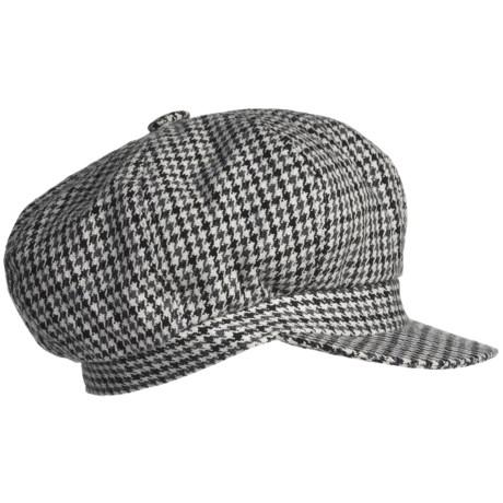 Kangol Tweed Spitfire Cap (For Men)