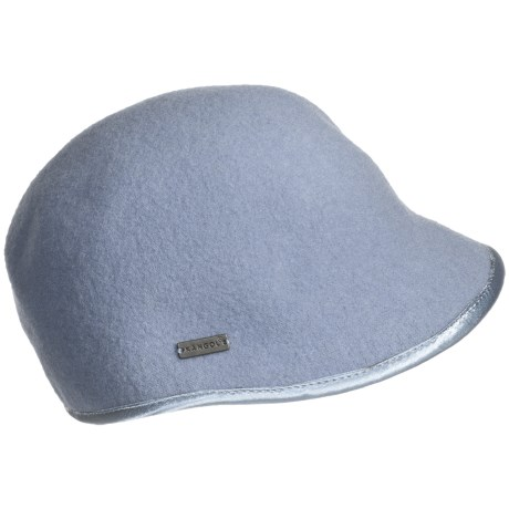 Kangol Ergo Deeto Cap - Boiled Wool (For Women)