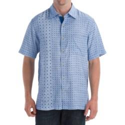 Nat Nast Tapestry Shirt - Silk Weave, Short Sleeve (For Men)