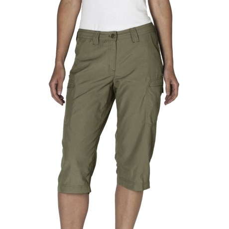 ExOfficio Vent'r Dig'r Capri Pants - UPF 20+ (For Women)