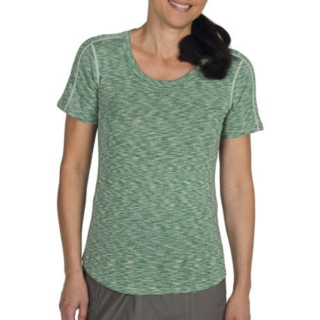 ExOfficio Chica Cool Shirt - Short Sleeve (For Women)