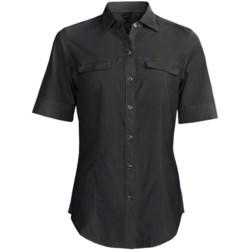 ExOfficio Kizmet Camper Shirt - UPF 50+, Short Sleeve (For Women)