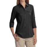 ExOfficio Campista Shirt - 3/4 Sleeve (For Women)