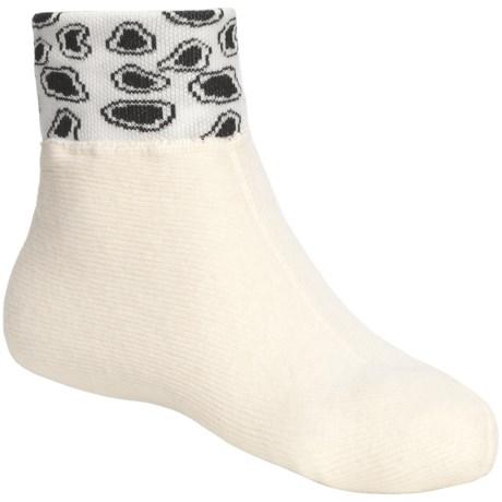 Medima Angora-Wool Bed Socks (For Men and Women)