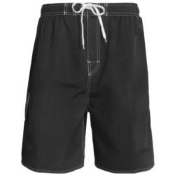 Revens Sports Printed Swim Shorts - Inner brief (For Men)