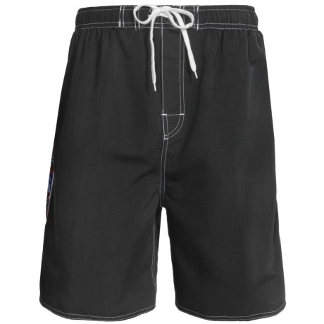 Revens Sports Printed Swim Shorts - Inner brief (For Men)
