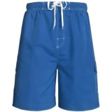 Revens Sports Solid Swim Shorts - Inner Brief (For Men)