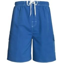 Revens Sports Solid Swim Shorts - Inner Brief (For Men)
