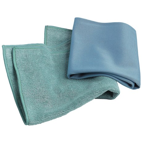 e-cloth E-Cloth Kitchen Pack Cloths - Set of 2 to Clean and Polish