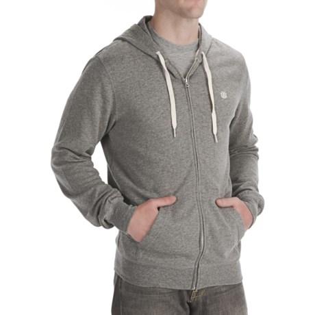 Element Cornell 3 Hoodie Sweatshirt - Full Zip (For Men)