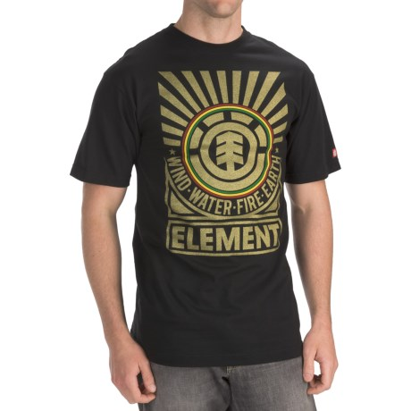 Element Graphic T-Shirt - Organic Cotton, Short Sleeve (For Men)