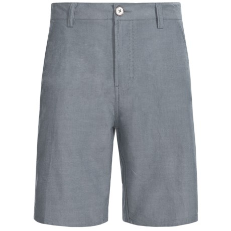 Element Dankirk Walkshorts - Cotton Chambray (For Men)