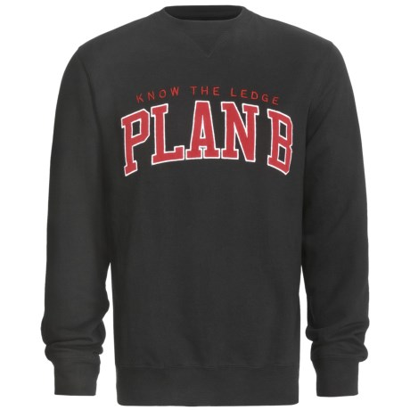 Plan B Knowledge Sweatshirt (For Men)