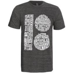 Plan B Tri-Blend Graphic T-Shirt -Short Sleeve (For Men)