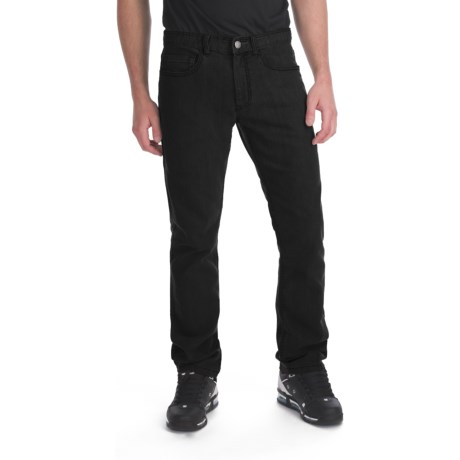 Plan B Franchise Denim Jeans - Slim Straight Fit (For Men)