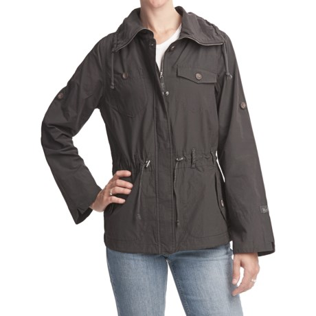 Woolrich Trekking Jacket - UPF 40+ (For Women)