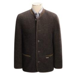 Steinbock Alpine Jacket - Boiled Wool (For Men)