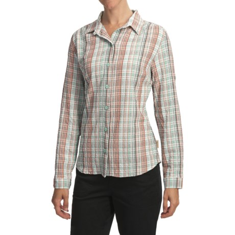 Woolrich Ansley Shirt - UPF 10+, Long Sleeve (For Women)
