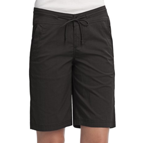 Woolrich Kordell Shorts - Stretch Poplin (For Women)