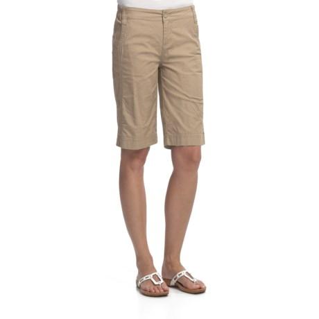 Woolrich Spice Run Ripstop Shorts - Reflex Stretch Cotton (For Women)