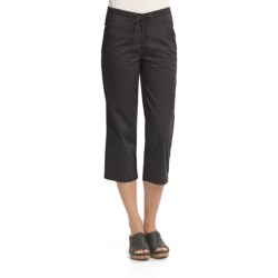 Woolrich Kordell Capris - UPF 40+, Stretch Cotton (For Women)