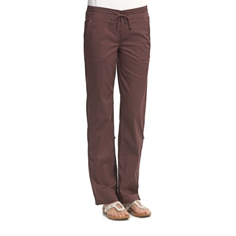 Woolrich Kordell Stretch Cotton Pants - UPF 40+, Roll-Up Cuffs (For Women)