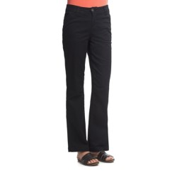 Woolrich Campbell Falls Twill Pants - UPF 40+, Stretch Slub Cotton (For Women)