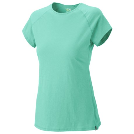 Mountain Hardwear Nimba T-Shirt - Short Sleeve (For Women)