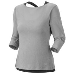 Mountain Hardwear Navassa Shirt - Elbow Sleeve (For Women)