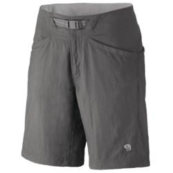 Mountain Hardwear Ramesa Shorts - UPF 50 (For Women)