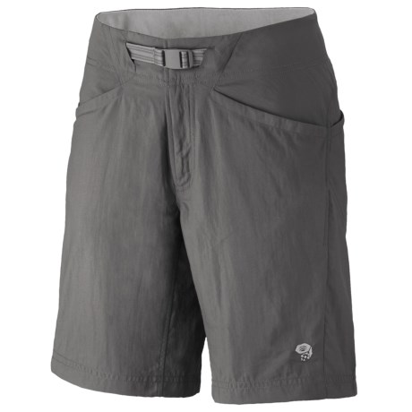 Mountain Hardwear Ramesa Shorts - UPF 50 (For Women)