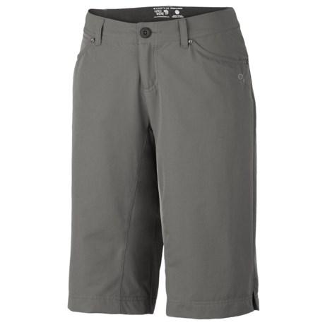Mountain Hardwear La Strada Shorts - UPF 50 (For Women)