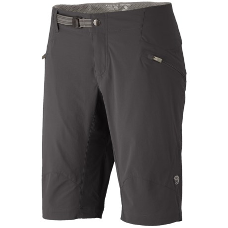 Mountain Hardwear Ancona Trek Shorts - UPF 25 (For Women)