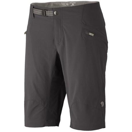 Mountain Hardwear Ancona Trek Shorts - UPF 25 (For Women)