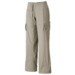 Mountain Hardwear Petralla Pants - UPF 50, Liteclimb Stretch Nylon (For Women)