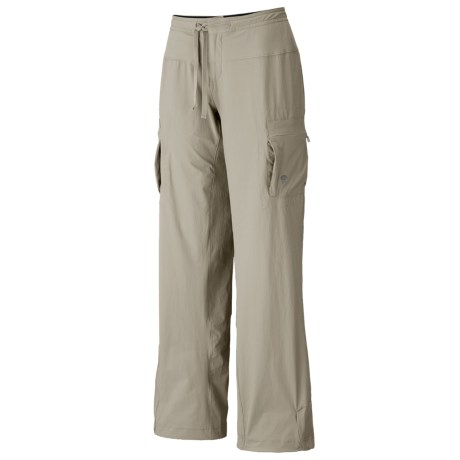 Mountain Hardwear Petralla Pants - UPF 50, Liteclimb Stretch Nylon (For Women)