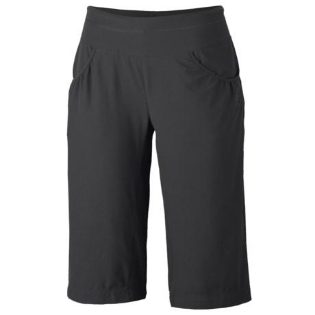 Mountain Hardwear Petralla Capris -  UPF 50, Liteclimb Stretch Nylon (For Women)