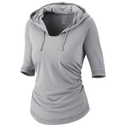 Mountain Hardwear Pandra Hoody - Elbow Sleeve (For Women)