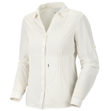 Mountain Hardwear Coralake Shirt - UPF 25, Long Sleeve (For Women)