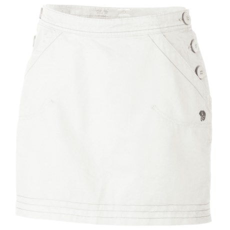 Mountain Hardwear Sandhills Skirt - Organic Cotton-Hemp (For Women)