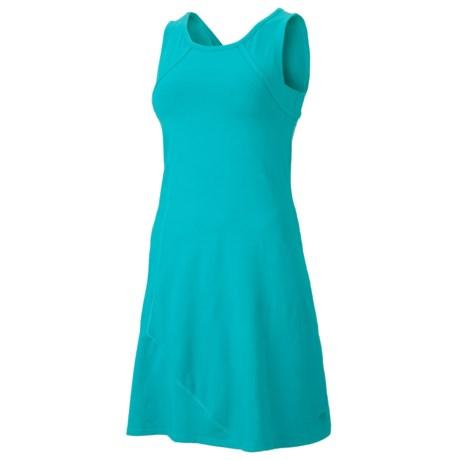 Mountain Hardwear Loess Dress - Built-In Shelf Bra, Sleeveless (For Women)