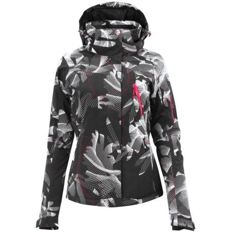 Salomon Supernova II Jacket - Waterproof, Insulated (For Women)