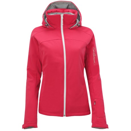 Salomon Snowtrip III Jacket - 3-in-1, Soft Shell (For Women)